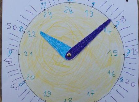 Orologio di Daniele.