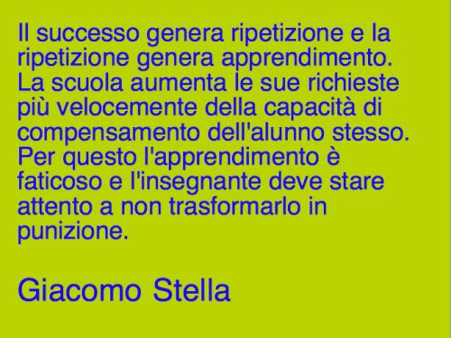 Giacomo Stella.