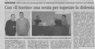 Articoli vari dei giornale, sui dsa.