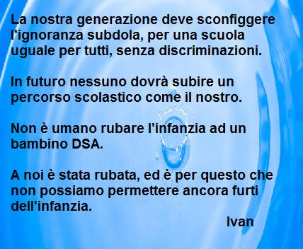 La nostra generazione. Ivan