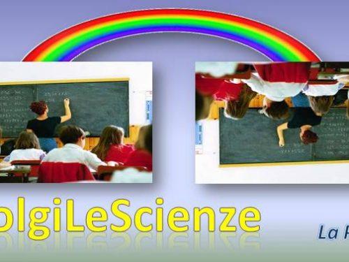 Blog scienze. Spazio virtuale, mappe e altro.