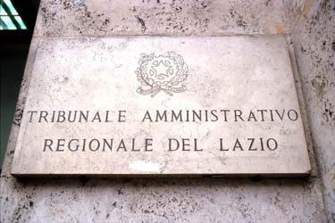 Sentenza Tar Lazio.