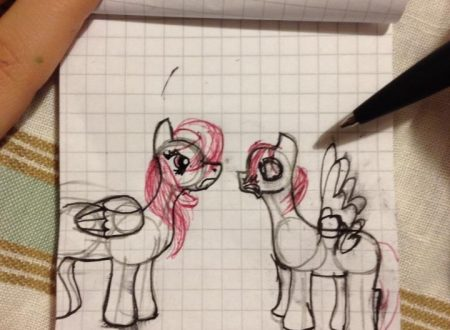 Prove tecniche di Little Pony. Martina