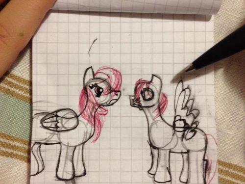 Prove tecniche di Little Pony. Martina