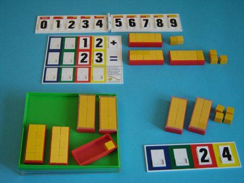 Quaderno operativo per la matematica, scuola primaria.
