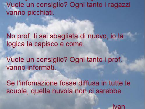 Informazione.