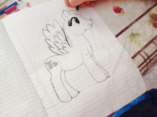 Pony. Martina