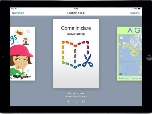 App per ipad: creazione di e-Book,  appunti strutturati, dispense, album fotografici, etc