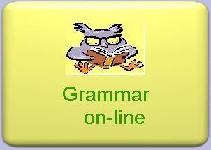 Blog per esercitarsi: Grammatica inglese