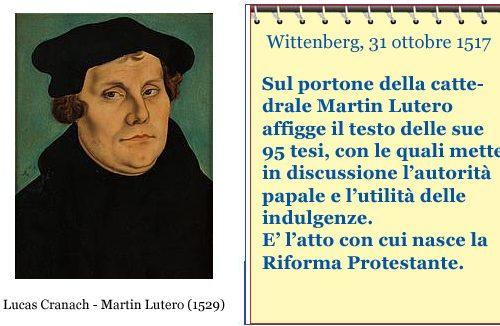 Storia: Riforma protestante