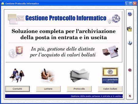 Manuale per il protocollo