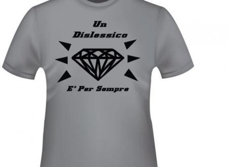 Magliette DSA per sostenere TUTTI PER UNO